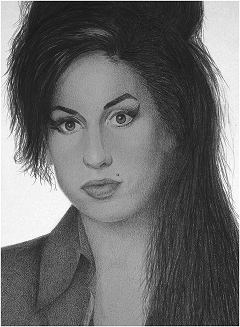 Amy Winehouse por martijn